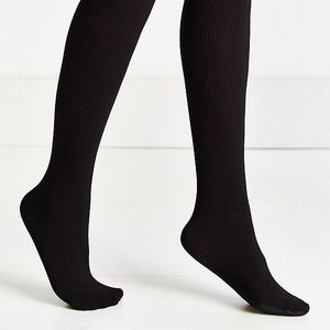 Urban outfitters ribbed tights